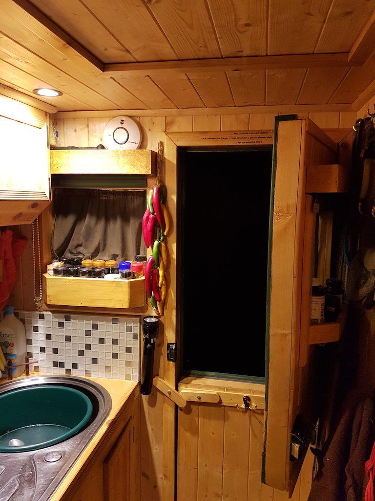 Ldv Convoy Luton Home Beyond The Van