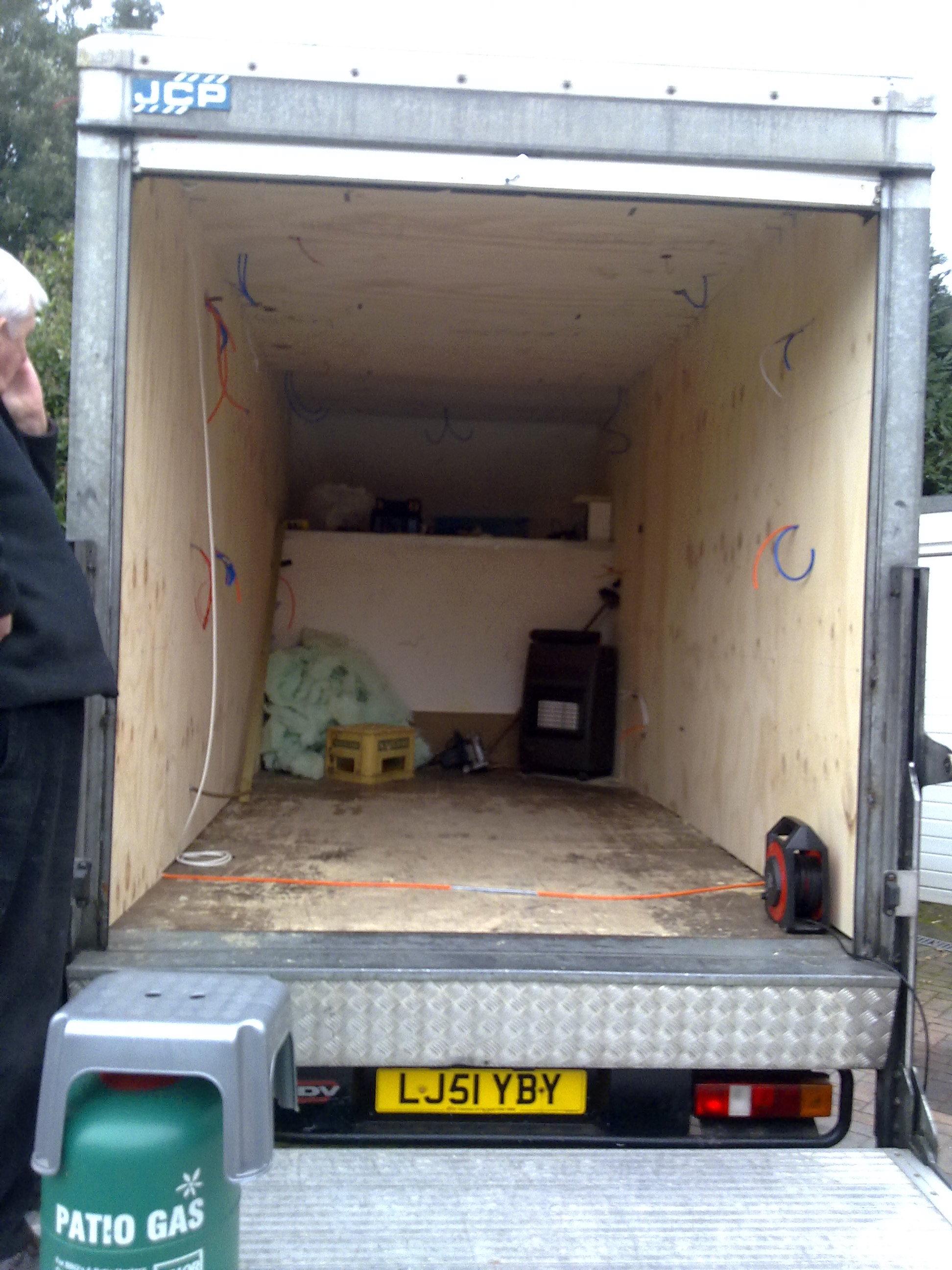 LDV Luton: Van History – Beyond The Van