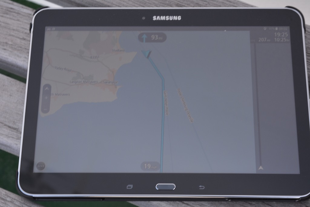 Poole to Cherbourg