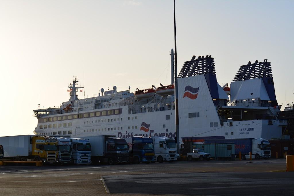 Barfleur Ferry