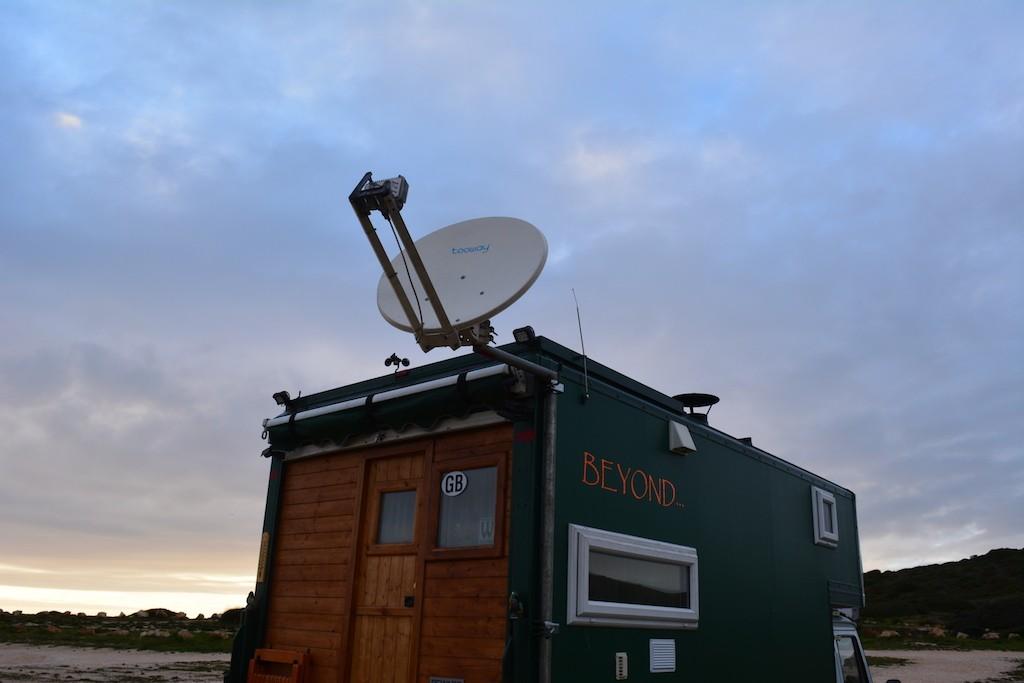 Tooway Satellite
