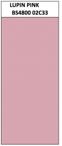 Lupin Pink
